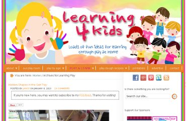 http://www.learning4kids.net/category/learning-play/