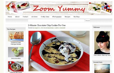 http://zoomyummy.com/2012/08/04/2-minute-chocolate-chip-cookie-for-one/