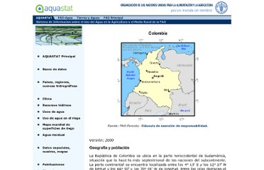 http://www.fao.org/nr/water/aquastat/countries_regions/colombia/indexesp.stm