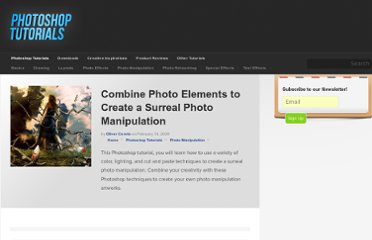http://photoshoptutorials.ws/photoshop-tutorials/photo-manipulation/combine-photo-elements-to-create-a-surreal-photo-manipulation/