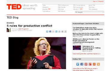 http://blog.ted.com/2012/08/06/5-rules-for-productive-conflict/