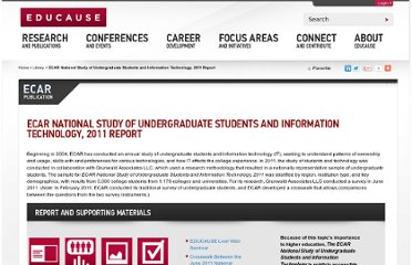 http://www.educause.edu/library/resources/ecar-national-study-undergraduate-students-and-information-technology-2011-report