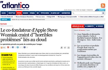 http://www.atlantico.fr/pepites/co-fondateur-apple-steve-wozniak-craint-horribles-problemes-lies-au-cloud-442644.html