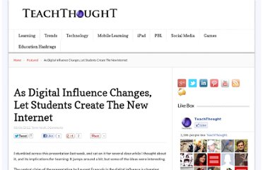 http://www.teachthought.com/trends/as-digital-influence-changes-let-students-create-the-new-internet/