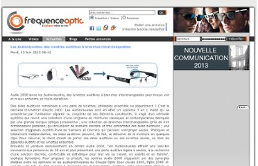 http://www.frequenceoptic.fr/actualites/les-audiovisuelles-des-lunettes-auditives-a-branches-interchangeables.html