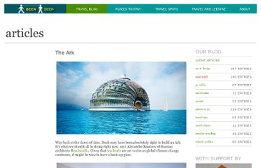 http://been-seen.com/travel-blog/cool-stuff/the-ark