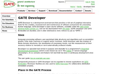 http://gate.ac.uk/family/developer.html
