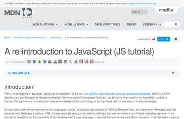 https://developer.mozilla.org/en-US/docs/JavaScript/A_re-introduction_to_JavaScript