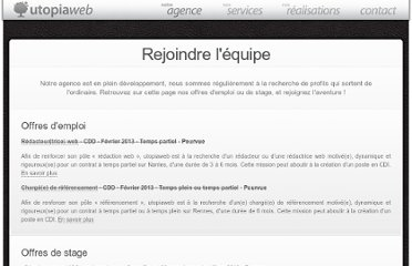 http://utopiaweb.fr/recrutement/