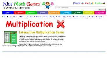 http://www.kidsmathgamesonline.com/multiplication/interactivemultiplication.html