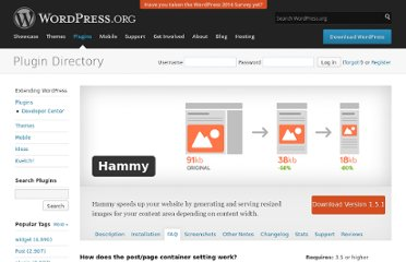 http://wordpress.org/extend/plugins/hammy/faq/