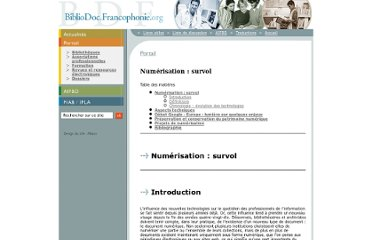 http://bibliodoc.francophonie.org/article.php3?id_article=206#introduction