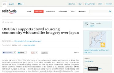 http://reliefweb.int/report/japan/unosat-supports-crowd-sourcing-community-satellite-imagery-over-japan