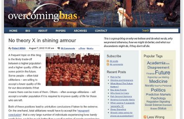 http://www.overcomingbias.com/2012/08/no-theory-x-in-shining-armour.html