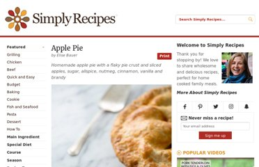 http://www.simplyrecipes.com/recipes/old_fashioned_apple_pie/