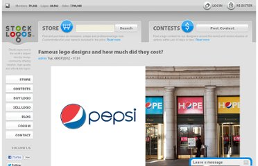 http://stocklogos.com/topic/famous-logo-designs-and-how-much-did-they-cost