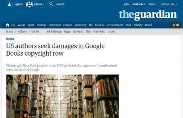 http://www.guardian.co.uk/books/2012/aug/07/authors-damages-google-book-copyright