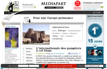 http://blogs.mediapart.fr/blog/jean-paul-baquiast/250712/linternationale-des-gangsters-col-blanc