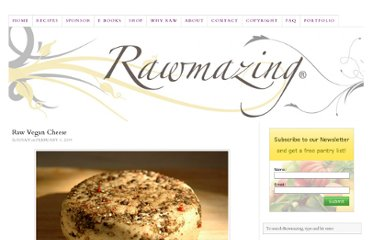 http://www.rawmazing.com/raw-vegan-cheese/