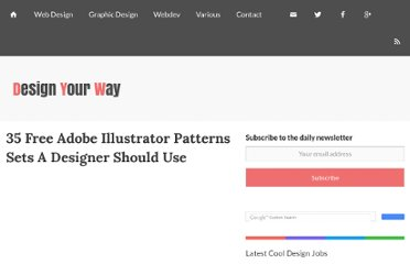 http://www.designresourcebox.com/35-free-adobe-illustrator-patterns-sets-a-designer-should-use/