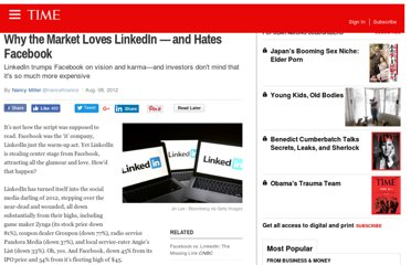 http://business.time.com/2012/08/08/why-the-market-loves-linkedin-and-hates-facebook/