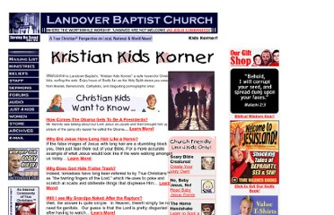 http://www.landoverbaptist.org/subjectarchive/kids.html
