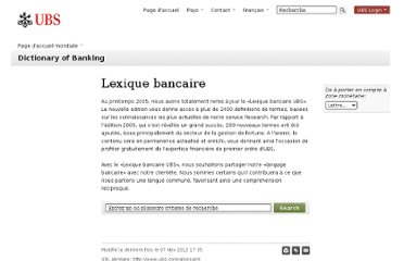 http://www.ubs.com/global/fr/DictionaryOfBanking.html#