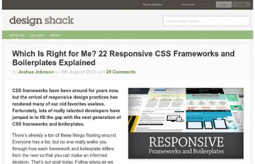 http://designshack.net/articles/css/which-is-right-for-me-22-responsive-css-frameworks-and-boilerplates-explained/