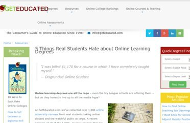 http://www.geteducated.com/elearning-education-blog/5-things-real-students-hate-about-online-learning-degrees/