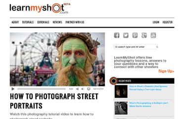 http://www.learnmyshot.com/How-to-Photograph-Street-Portraits