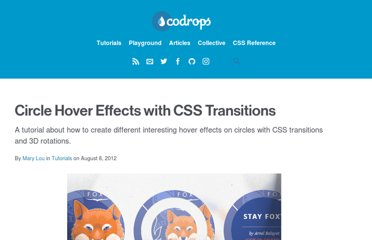 http://tympanus.net/codrops/2012/08/08/circle-hover-effects-with-css-transitions/
