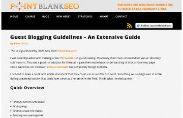 http://pointblankseo.com/guest-blogging-guidelines