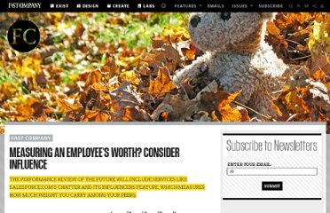 http://www.fastcompany.com/1842019/measuring-employees-worth-consider-influence