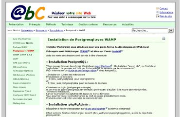 http://jc.etiemble.free.fr/abc/index.php?page=postgresql-wamp