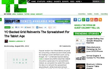 http://techcrunch.com/2012/08/08/grid-launch/#f207a98e98