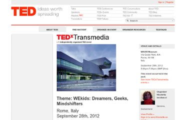 http://www.ted.com/tedx/events/4556