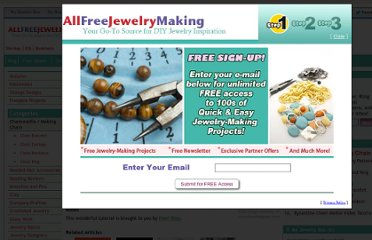 http://www.allfreejewelrymaking.com/Chainmaille-Making-Chain/Byzantine-and-Box-Chian-Maille-Tutorial/ct/1#