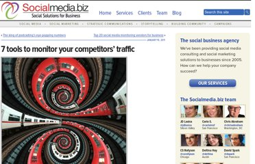 http://socialmedia.biz/2011/01/10/7-tools-to-monitor-your-competitors-traffic/