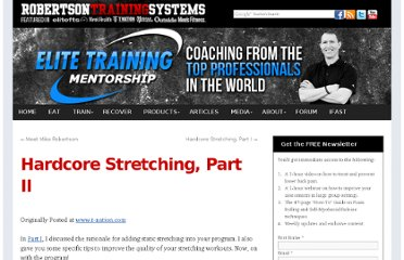 http://robertsontrainingsystems.com/blog/hardcore-stretching-part-ii/