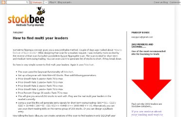 http://stockbee.blogspot.com/2007/07/how-to-find-multi-year-leaders.html