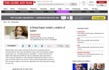 http://www.theglobeandmail.com/life/relationships/is-being-happy-simply-a-matter-of-habit/article4183883/