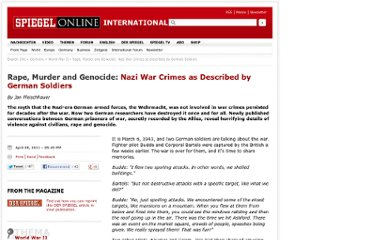 http://www.spiegel.de/international/germany/rape-murder-and-genocide-nazi-war-crimes-as-described-by-german-soldiers-a-755385.html