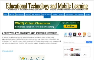 http://www.educatorstechnology.com/2012/08/4-free-tools-to-organize-and-schedule.html