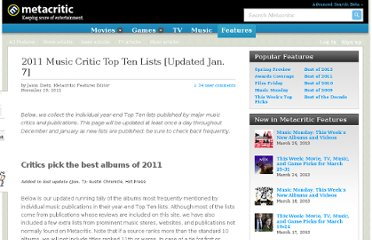 http://www.metacritic.com/feature/music-critic-top-ten-lists-best-albums-of-2011?tag=supplementary-nav;article;2