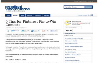 http://www.practicalecommerce.com/articles/3685-5-Tips-for-Pinterest-Pin-to-Win-Contests
