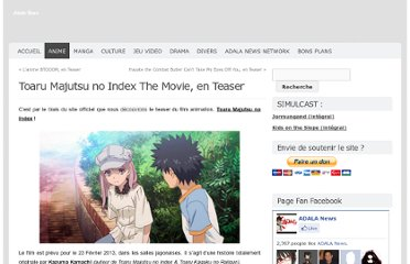 http://adala-news.fr/2012/08/toaru-majutsu-no-index-the-movie-en-teaser/