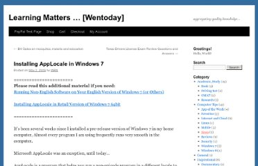 http://www.wentoday.com/installing-applocale-in-windows-7/
