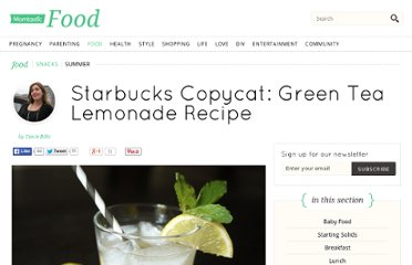 http://www.momtastic.com/cooking-recipes/snacks/168393-starbucks-copycat-green-tea-lemonade