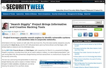 http://www.securityweek.com/search-diggity-project-brings-informative-and-creative-hacking-tools