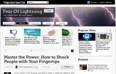 http://fear-of-lightning.wonderhowto.com/how-to/master-power-shock-people-with-your-fingertips-0133360/
